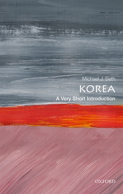 Korea: A Very Short Introduction (Very Short Introductions) Cover Image