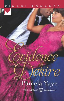 Evidence of Desire Cover