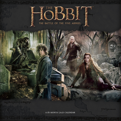 Cal-2021 the Hobbit Wall Cover Image