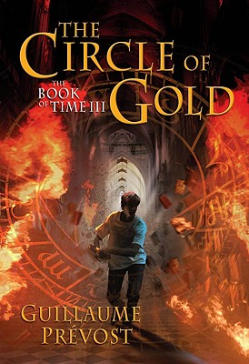 The Book of Time #3 Cover