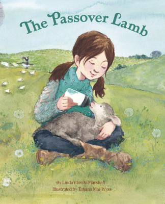 The Passover Lamb Cover