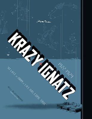 Krazy & Ignatz 1922-1924 Cover