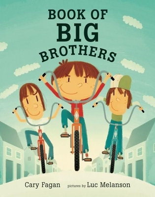 Book of Big Brothers Cover