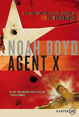 Agent X LP Cover