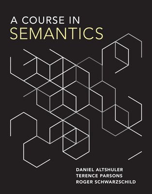 Cover for A Course in Semantics