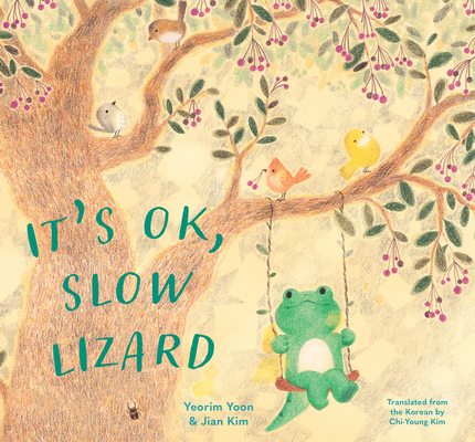 Cover Image for It's Ok, Slow Lizard