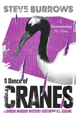 A Dance of Cranes (Birder Murder Mystery #6) Cover Image