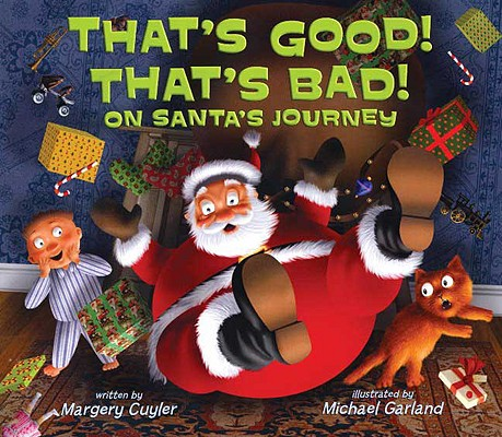 That's Good! That's Bad! on Santa's Journey Cover
