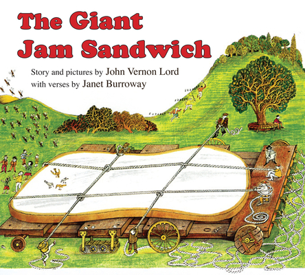 The Giant Jam Sandwich Cover