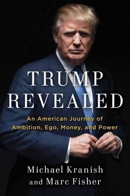 Trump Revealed Cover