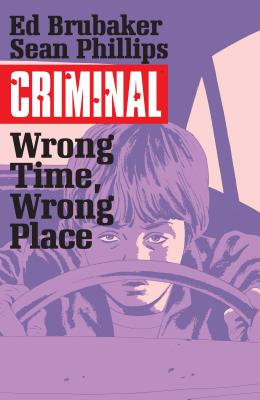 Criminal, Volume 7 Cover