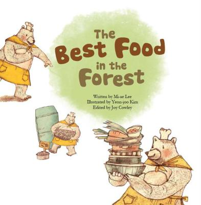 The Best Food in the Forest: Picture Graphs (Math Storybooks) Cover Image
