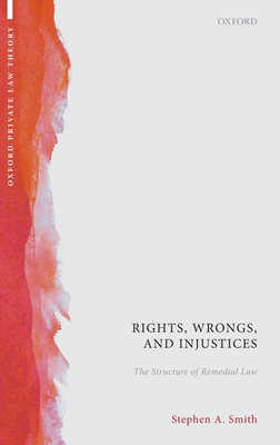 Rights, Wrongs, and Injustices: The Structure of Remedial Law Cover Image