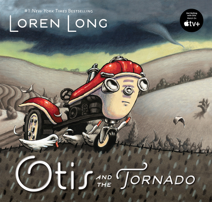 Otis and the Tornado Cover