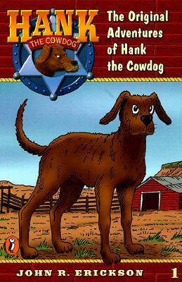 The Original Adventures of Hank the Cowdog Cover Image
