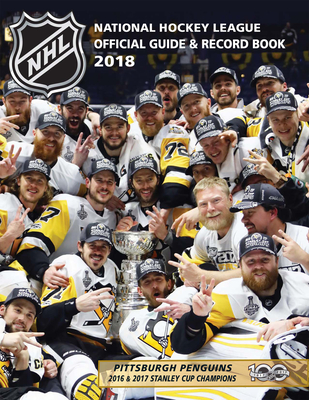 National Hockey League Official Guide & Record Book 2018 (National Hockey League Official Guide an) Cover Image