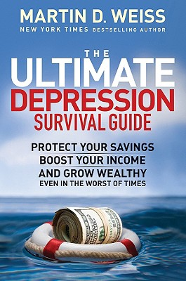 The Ultimate Depression Survival Guide Cover