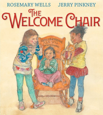 The Welcome Chair Cover Image