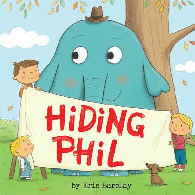 Hiding Phil Cover