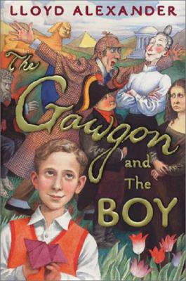 The Gawgon and the Boy Cover