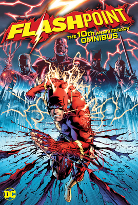 Flashpoint: The 10th Anniversary Omnibus Cover Image