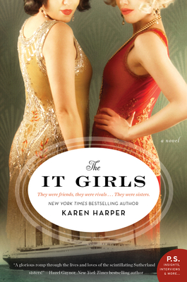 The It Girls: A Novel Cover Image