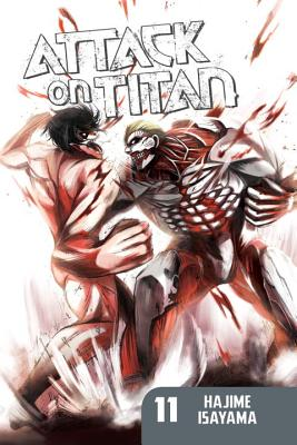 Attack on Titan, Volume 11 Cover
