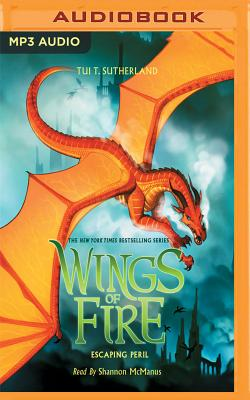 Escaping Peril Wings Of Fire 8 By Tui T Sutherland