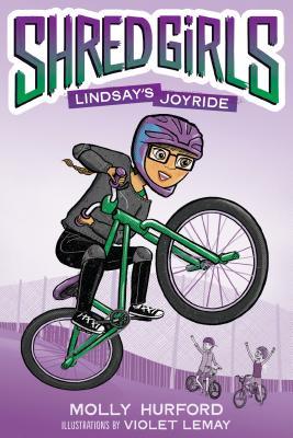 Shred Girls: Lindsay's Joyride Cover Image