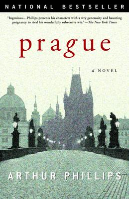 Prague Cover Image