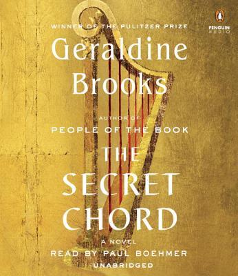 The Secret Chord: A Novel Cover Image