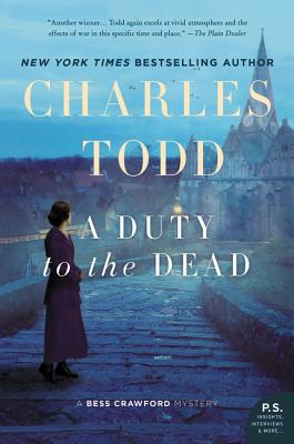 A Duty to the Dead (Bess Crawford Mysteries #1) Cover Image