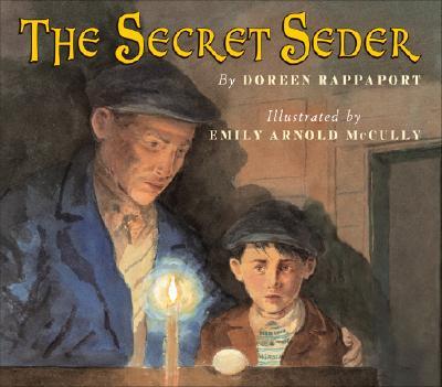 The Secret Seder Cover