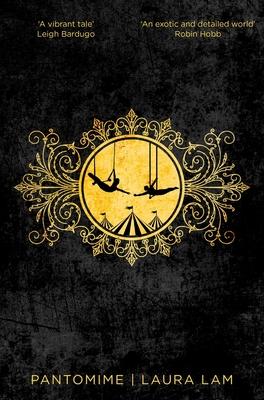 Pantomime (Micah Grey Trilogy #1) Cover Image