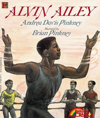 Cover for Alvin Ailey