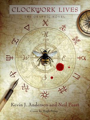 Cover for Clockwork Lives