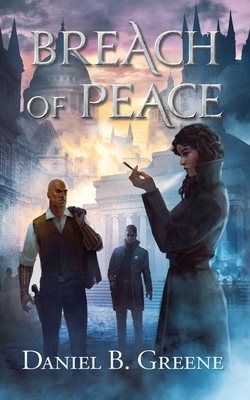 Breach of Peace Cover Image