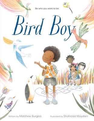 Cover for Bird Boy (An Inclusive Children's Book)