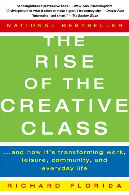 The Rise of the Creative Class Cover