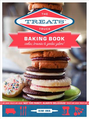 The Treats Truck Baking Book Cover