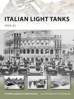 Italian Light Tanks Cover