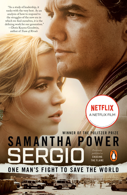 Sergio: One Man's Fight to Save the World Cover Image