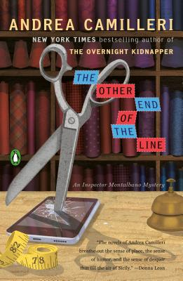 The Other End of the Line (An Inspector Montalbano Mystery #24) Cover Image