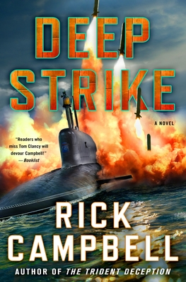 Deep Strike: A Novel (Trident Deception Series #6) Cover Image