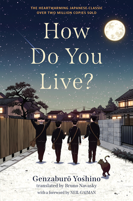 How Do You Live? Cover Image