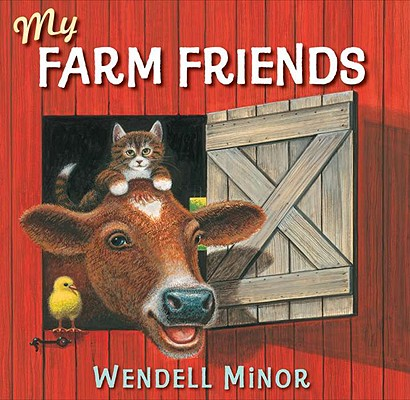 My Farm Friends Cover