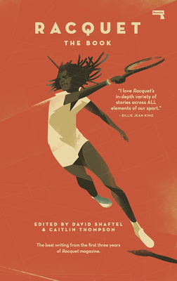 Racquet: The Book Cover Image