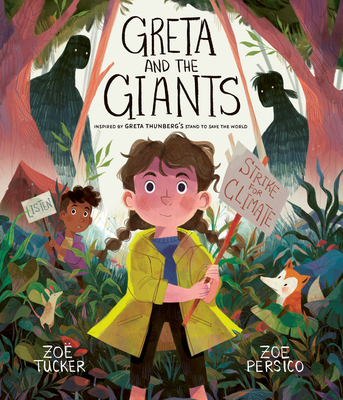 Greta and the Giants: inspired by Greta Thunberg's stand to save the world Cover Image