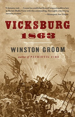 Vicksburg, 1863 (Vintage Civil War Library) Cover Image