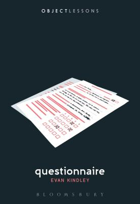 Questionnaire (Object Lessons) Cover Image
